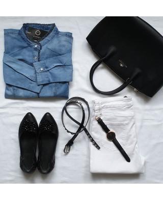 Koszula JEANS BLUE