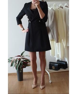 Sukienka garniturowa BLACK