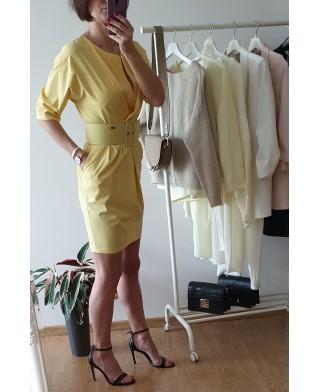 Sukienka Tulip Yellow