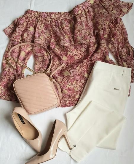 Spodnie RESSIA