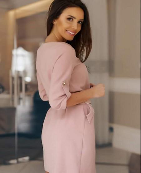Sukienka CLASSIC BEIGE